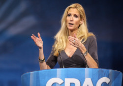 Ann Coulter Speaks at CPAC