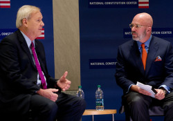 Michael Smerconish and Chris Matthews Speak
