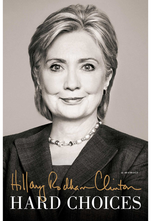 Hillary Clinton Hard Choices Book