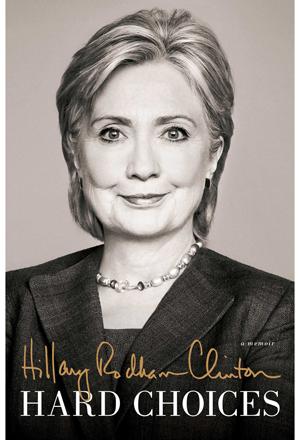 Hillary Clinton Hard Choices Book