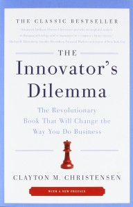 Innovators Dilemma Book Cover