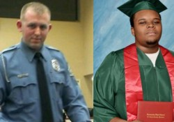 Ferguson Police Officer Wilson Michael Brown